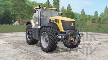 JCB Fastrac 8000-series heavy para Farming Simulator 2017