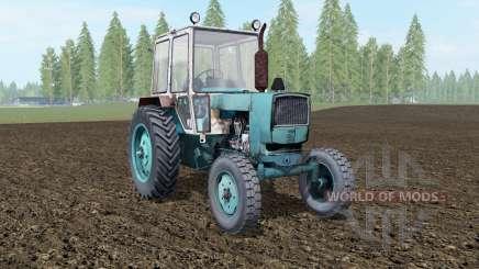 UMZ-6КЛ cargador frontal para Farming Simulator 2017