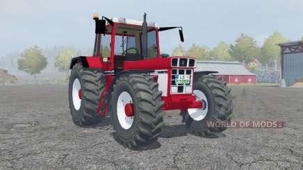 International 1055 alizarin crimson para Farming Simulator 2013