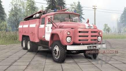 AC-40 (133GÂ) modelo 181 para Spin Tires