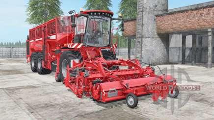 Holmer Terra Dos T4-40 light brilliant red para Farming Simulator 2017