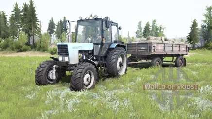 MTZ-82.1 Bielorrusia para MudRunner