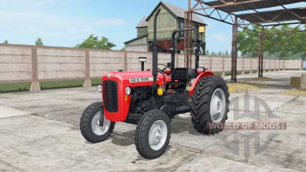 Tafe 42 DI light brilliant red para Farming Simulator 2017