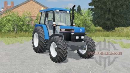 Ford-NH 6640 SLE para Farming Simulator 2015