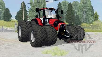 Hurlimann XL 130 twin wheels para Farming Simulator 2015
