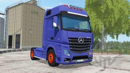 Mercedes-Benz Actros para Farming Simulator 2017