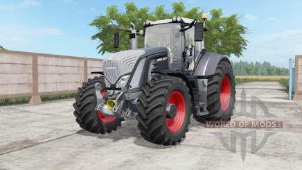 Fendt 930-939 Vario Negro Beautỿ para Farming Simulator 2017