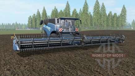 New Holland CR10.90 lapis lazuli para Farming Simulator 2017