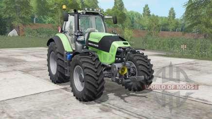 Deutz-Fahr 7210-7250 TTV Agrotron full animated para Farming Simulator 2017