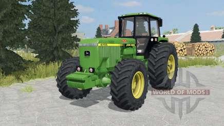 John Deere 4755 forest green para Farming Simulator 2015
