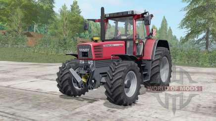 Fendt Favorit 509-515 C para Farming Simulator 2017