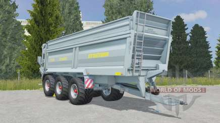 Strautmann PS 3401 pastel blue para Farming Simulator 2015