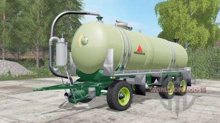 Annaburger HTS 24.27 swamp green para Farming Simulator 2017