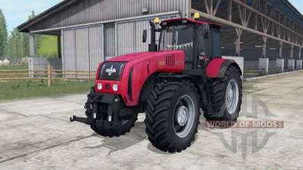 MINSK-Bielorrusia 3022 para Farming Simulator 2017