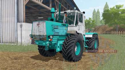 T-150 de color del color Tiffany para Farming Simulator 2017