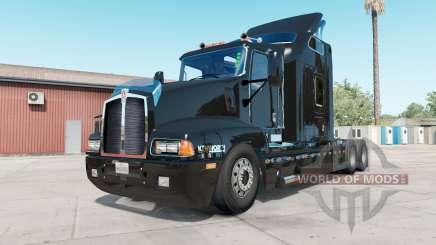 Kenworth T600 licorice para American Truck Simulator