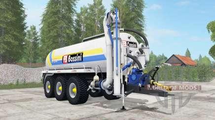 Bossini B3 200 bleu de france para Farming Simulator 2017