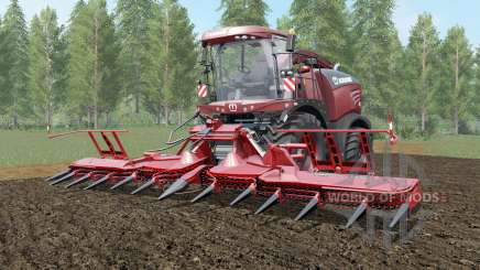 Krone BiG X 580 Optimización Editioɳ para Farming Simulator 2017