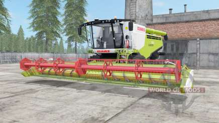 Claas Lexion 780 conifer para Farming Simulator 2017