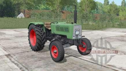 Fendt Farmer 102s-108s para Farming Simulator 2017