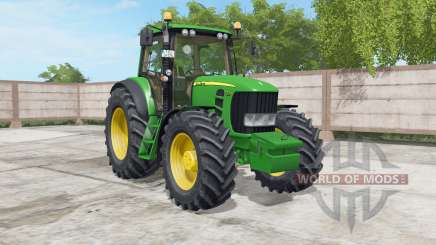John Deere 7430&7530 para Farming Simulator 2017