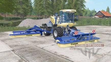 Krone BiG M 500 choice color para Farming Simulator 2017
