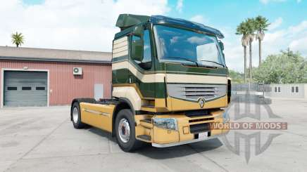 Renault Premium Normal Roof para American Truck Simulator