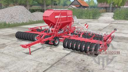 Horsch Pronto 9 DC red salsa para Farming Simulator 2017