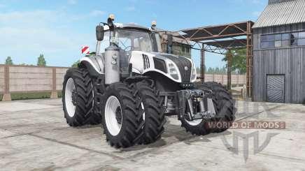 New Holland T8.320&T8.435 para Farming Simulator 2017