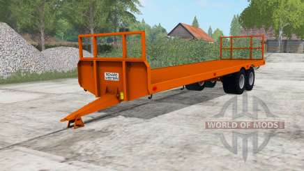 Richard Western BTTA 14-32 willpower orange para Farming Simulator 2017