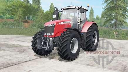 Massey Ferguson 7719-7726 para Farming Simulator 2017