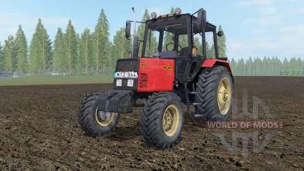 MTZ-952 Bielorrusia para Farming Simulator 2017