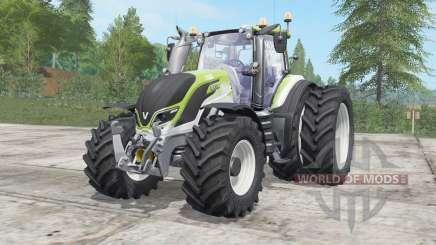 Valtra T234 yellow green para Farming Simulator 2017