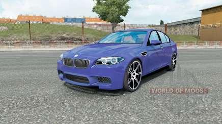 BMW M5 (F10) 2012 para Euro Truck Simulator 2
