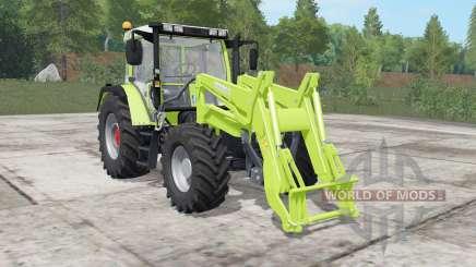 Fendt F 380 GTA Turbo multicolor para Farming Simulator 2017