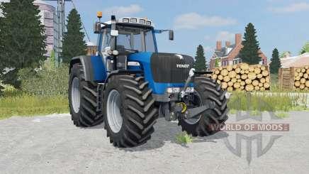 Fendt 930 Vario TMS sapphire blue para Farming Simulator 2015