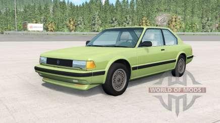 ETK I-Series coupe v0.9 para BeamNG Drive