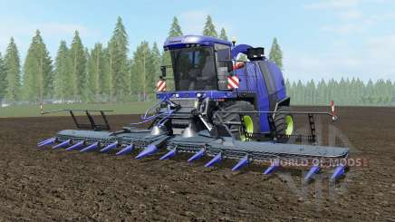 Krone BiG X 1100 governor bay para Farming Simulator 2017