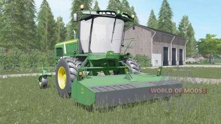 John Deere W260 shamrock green para Farming Simulator 2017