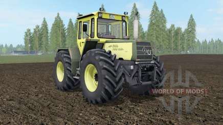 Mercedes-Benz Trac 1300&1500 Turbo para Farming Simulator 2017