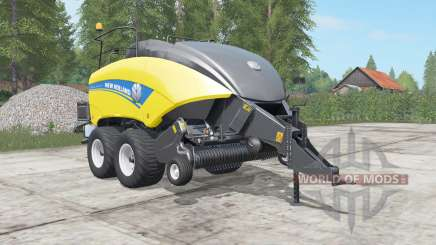 New Holland BigBaler 1290 ten times more para Farming Simulator 2017