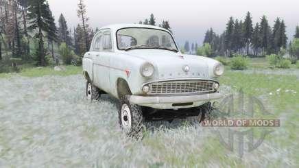 Moskvich-410Н para Spin Tires