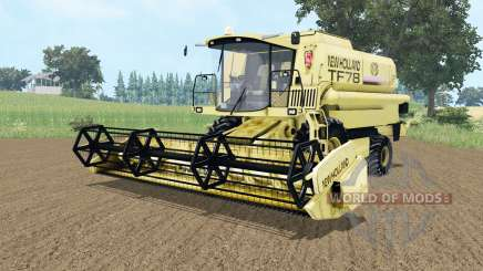 New Holland TF78 sapling para Farming Simulator 2015