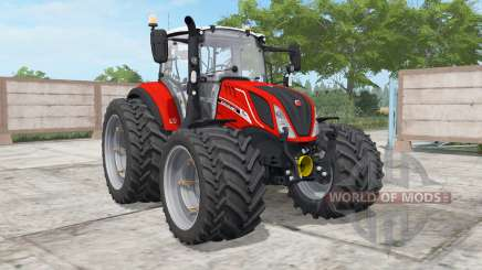 New Holland T5.120 Fiᶏt Centenario para Farming Simulator 2017
