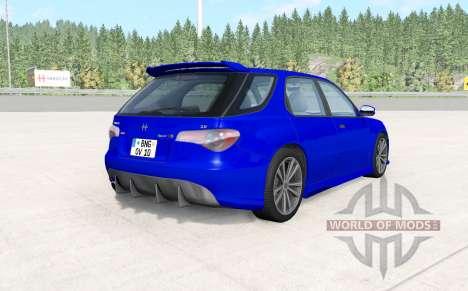 Hirochi Sunburst wagon para BeamNG Drive