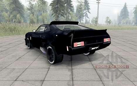 Ford Falcon para Spin Tires