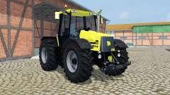 JCB Fastrac 2150 lemon yellow para Farming Simulator 2013