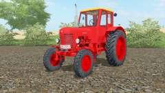 MTZ-50 Belarús puertas abiertas para Farming Simulator 2017