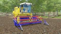 Bizon Super Z056 __ para Farming Simulator 2017