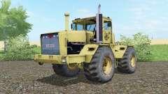 Kirovets K-701 suave color amarillo para Farming Simulator 2017